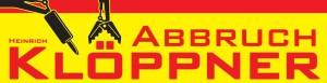 Klöppner Industrieabbruch GmbH